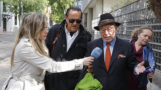 Julián Muñoz no ha querido entender a los medios /Gtres