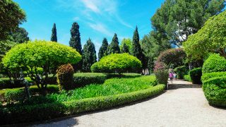 Jardines del Palacio de Marivent / Gtres