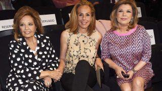 María Teresa. Rocío Carrasco y Terelu Campos / Gtres