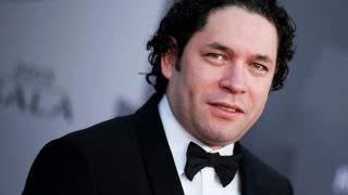 El director de orquesta, Gustavo Dudamel, en una imagen de archivo /Gtres
