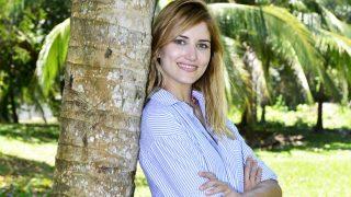 La modelo Alba Carrillo en imagen promocional de 'Supervivientes' / Mediaset