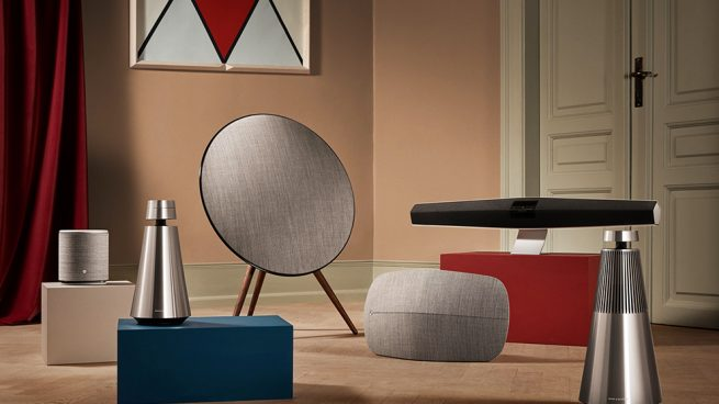 Altavoces Bang & Olufsen