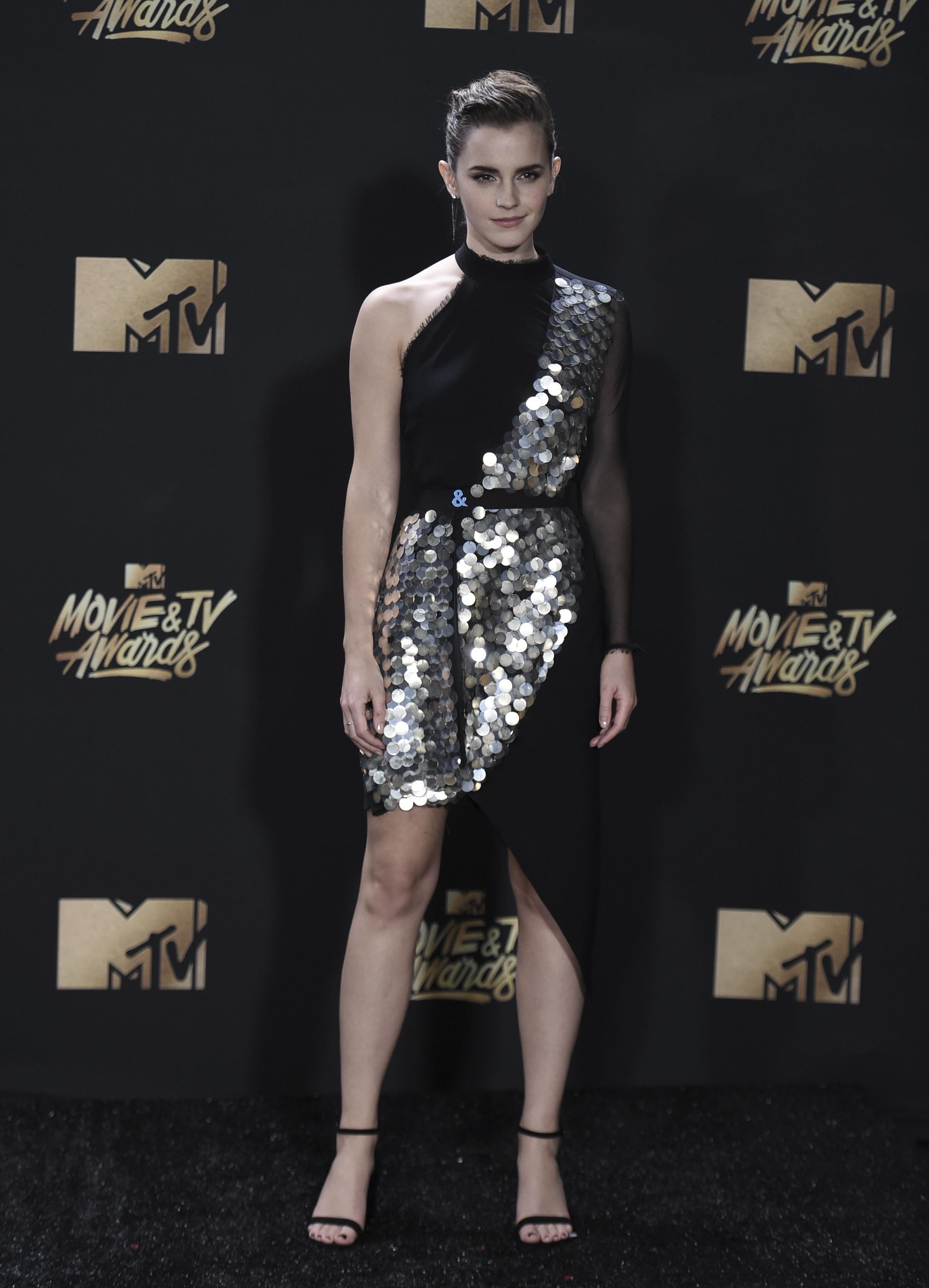 MTV Movie TV Awards 2017 Emma Watson