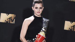 Emma Watson fue la ganadora de la noche / Gtres