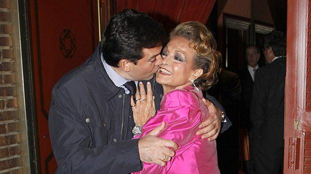 Carmen Sevilla y Augusto Algueró