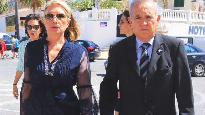 Gloria Mohedano y José Antonio Rodríguez