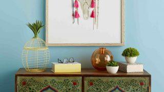 Las piñas se convierten en la silueta del verano. Haz clic para ver nuestra galería. / Maisons Du Monde