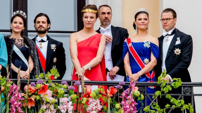 Cumpleaños Reyes Noruega
