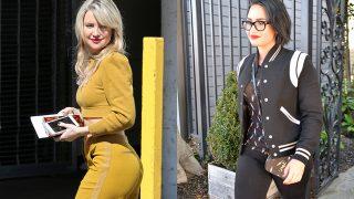 Demi Lovato y Kate Hudson / Gtres