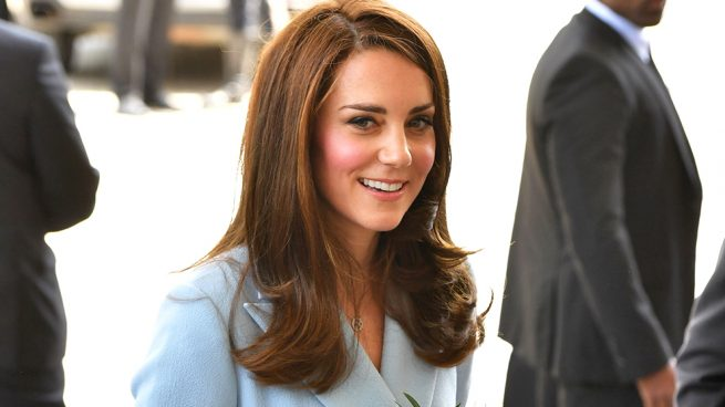 kate middleton azul