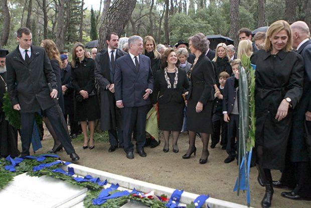 Infanta Cristina, Rey Felipe, Reina Letizia