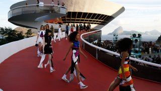Desfile de Louis Vuitton / Gtres