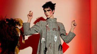 La campaña de la colección otoño-invierno de Palomo Spain está viralizándose en la red. / Palomo Spain