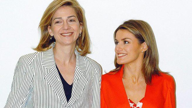 Infanta Cristina y Reina Letizia