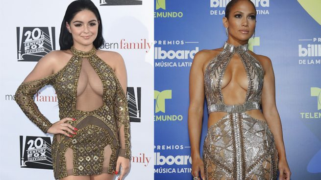 jennifer lopez vs ariel winter