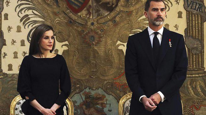 Rey Felipe y Reina Letizia