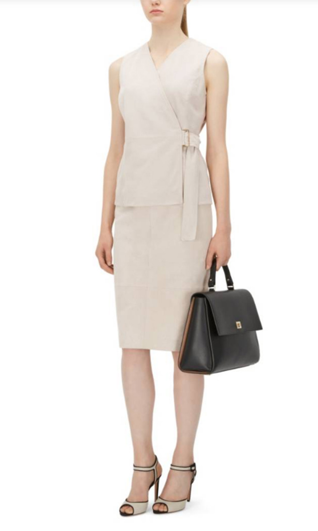 look letizia hugo boss