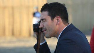 Miguel Ángel Silvestre no quiso perderse el espectáculo de Dior en California. Haz clic para ver la galería. / Gtres