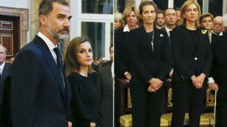 Análisis no verbal del encuentro de la Familia Real / Gtres