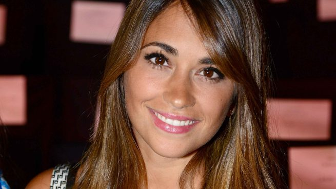Antonella Roccuzzo en una imagen de archivo /Gtres