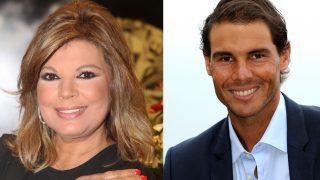 Terelu Campos y Rafael Nadal son algunos de los famosos que han tenido problemas con Hacienda / Fotomontaje LOOK