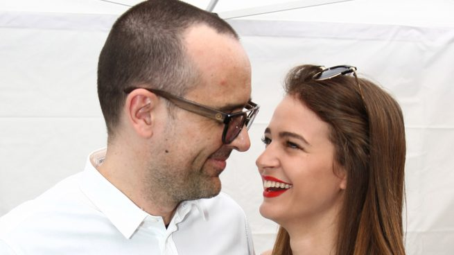 Laura Escanes y Risto Mejide en una imagen de archivo. /Gtres