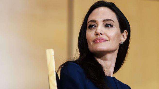 El nuevo acompañante de Angelina Jolie