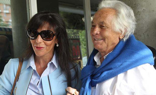 Palomo Linares y Concha Azuara