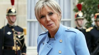 Brigitte Macron, la primera dama francesa / Gtres