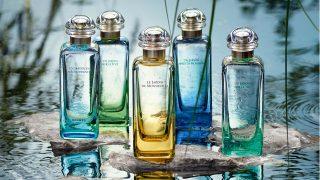 Hermès lanza dos colecciones de perfumes / Hermès