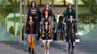 Louis Vuitton rinde homenaje a la cultura nipona con su colección Crucero 2018. / Gtres