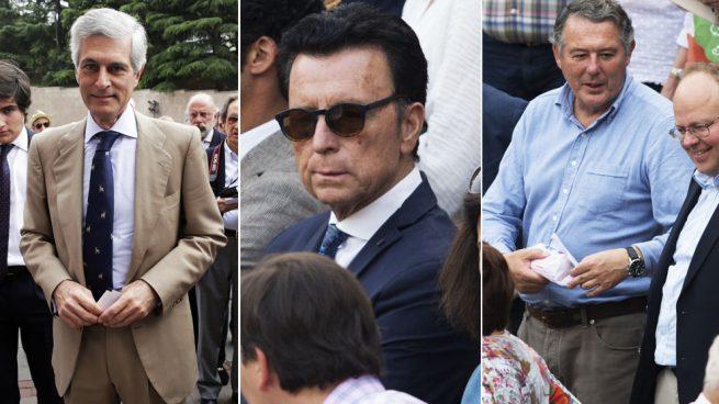 Adolfo Suárez Jr, Ortega Cano, Michavila… no se pierden la corrida de San Isidro