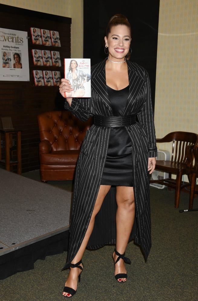 Ashley Graham Libro A New Model