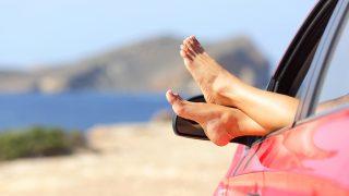 Lucir unos pies bonitos en verano es fácil si sigues el consejo del experto / Gtres