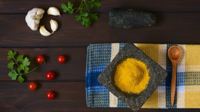 Tendencias Gastronomía Cúrcuma