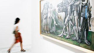El arte tiene una cita en La Noche de los Museos 2017 / Gtres