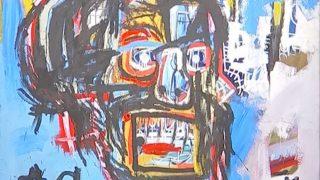 El lienzo de Basquiat