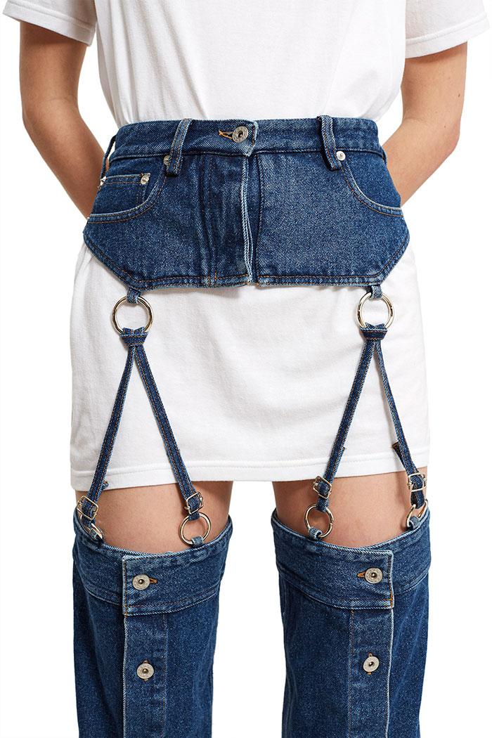 Jeans Desmontables