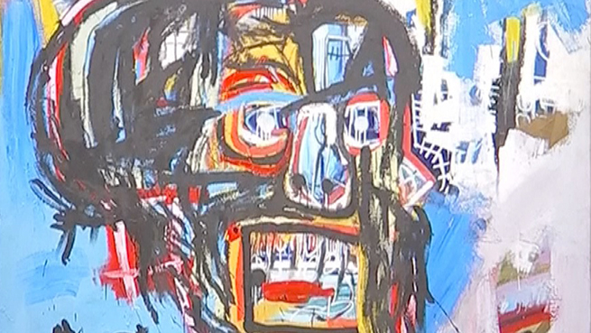 'Untitled' Basquiat