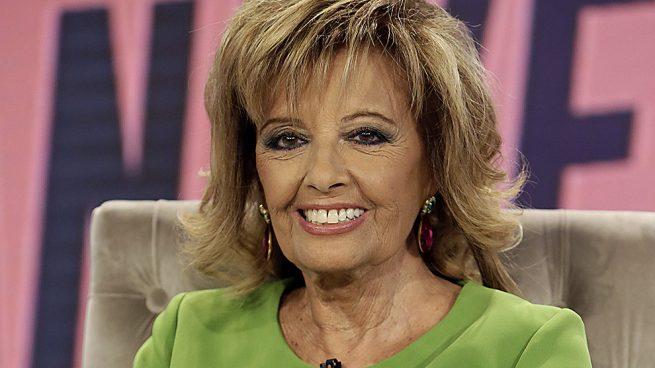 María Teresa Campos en una imagen de archivo /Gtres