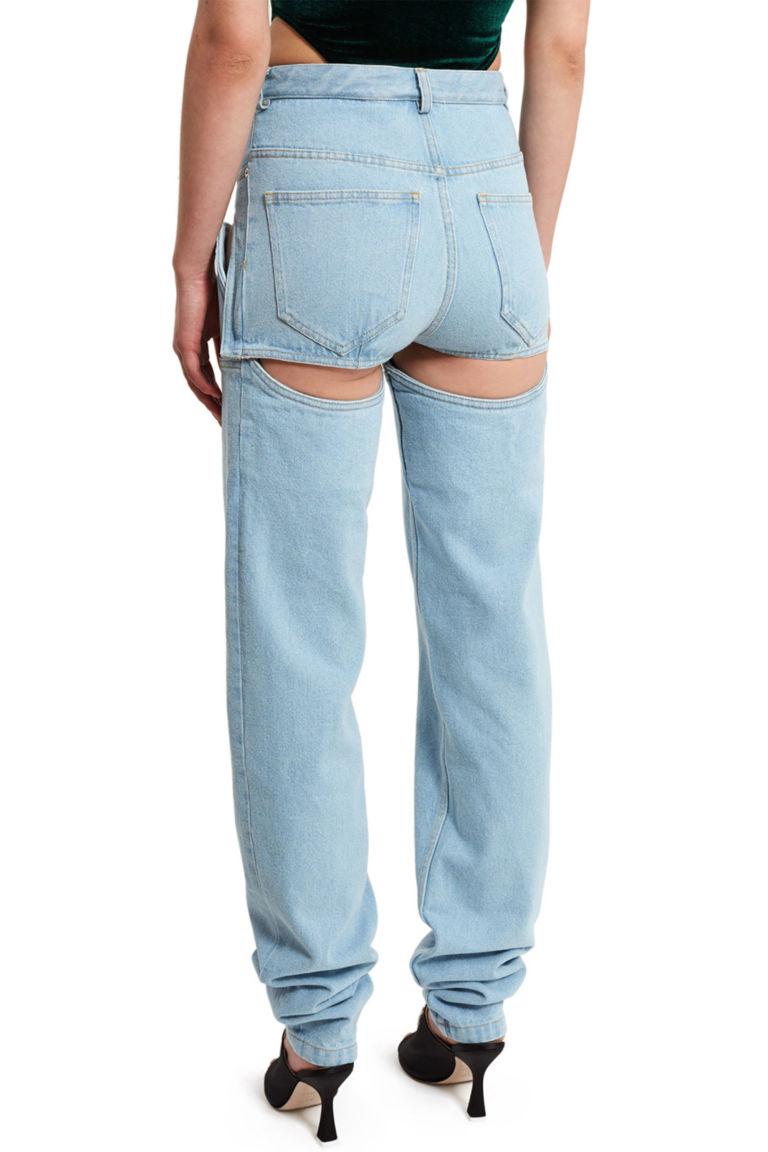 Jeans 2 en 1 Desmontables