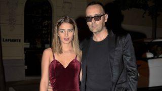 Risto Mejide y Laura Escanes en una imagen de archivo /Gtres