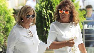 Una de las mejores amigas de María Teresa Campos, Meli Camacho, en imagen de archivo / Gtres