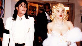 Madonna y Michael Jackson / Gtres