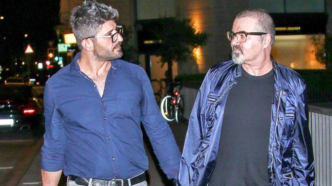 George Michael y Fadi Awaz