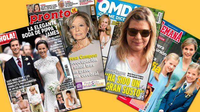Revistas del lunes