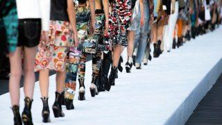 Uno de los últimos desfiles de Louis Vuitton / Gtres