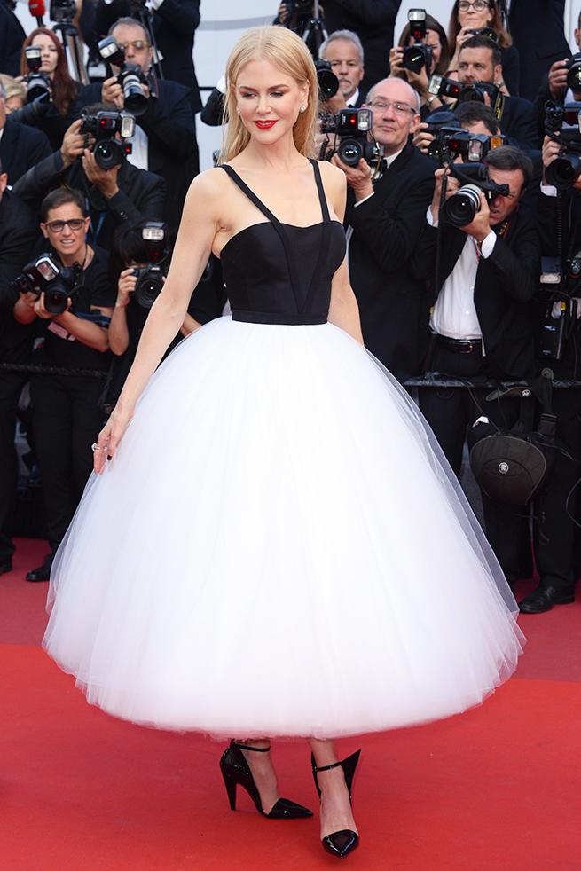 Nicole Kidman tutu