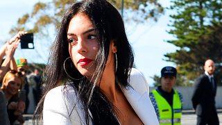 Georgina Rodriguez se ha convertido sin lugar a dudas en una de las  mujeres del año / Gtres