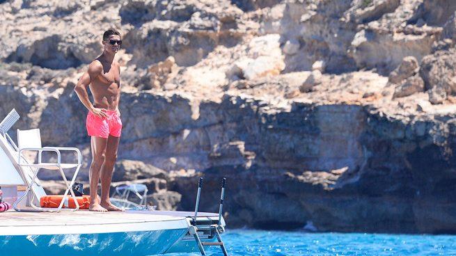 Cristiano Ronaldo bañadores